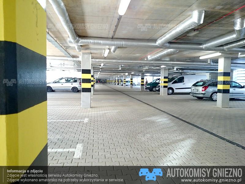 Parking podziemny Gniezno targ Warszawska