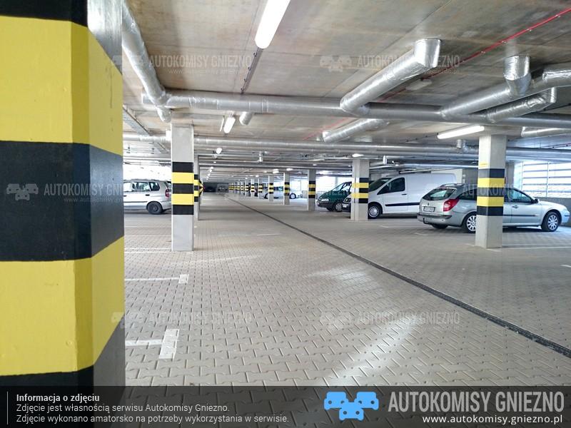 Parking podziemny Gniezno targowisko Warszawska